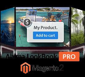Altima LookBook Pro (Magento 2)